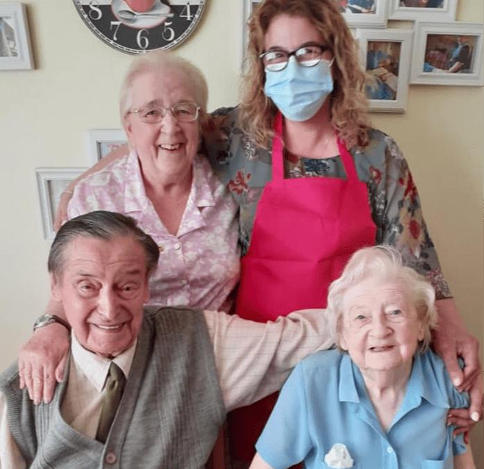 Briarlea gets a clean bill of health